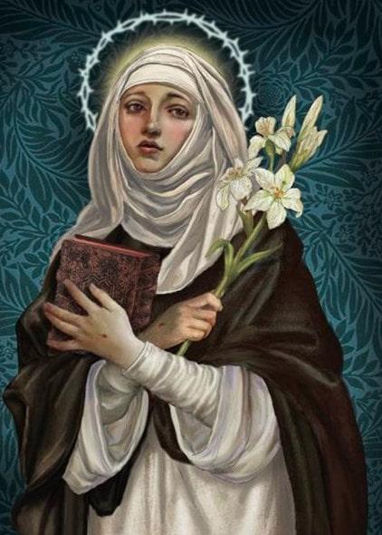 Catarina Oración de Santa Catalina para que regrese  el amor