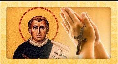 Las Oraciones de Santo Tomás mas populares