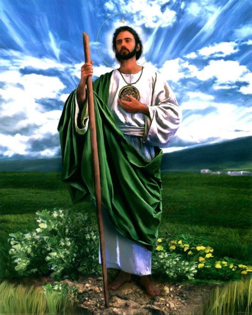 Las Oraciones a San Judas Tadeo más efectivas y Milagrosas