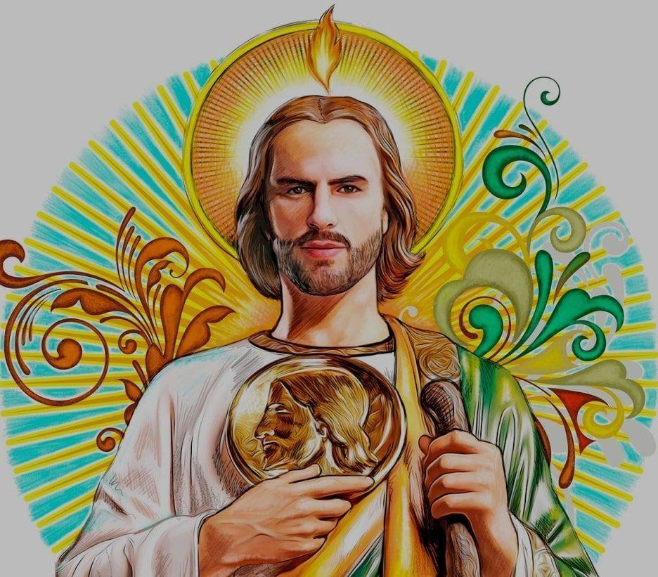 Oración a san Judas Tadeo abogado de los casos difíciles