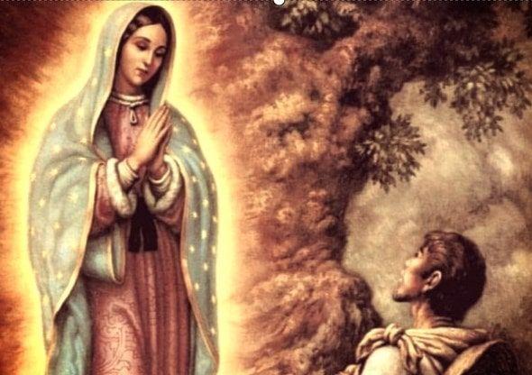 Oración de Gracias a la Virgen de Guadalupe