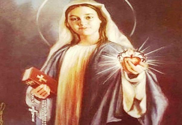 Oración a la Virgen Nuestra Señora de los Remedios