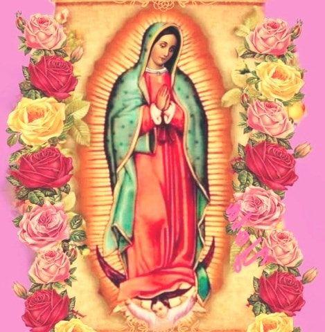 Oración a la Virgen de Guadalupe para Abrir Caminos en el Amor y el Dinero